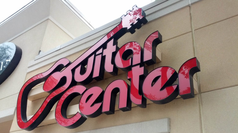 Guitar Center Accused of Violating Labor Laws